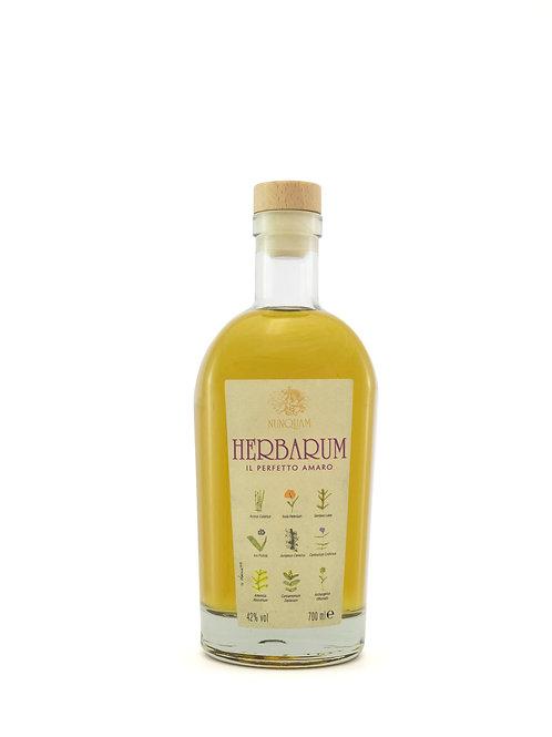 Amaro artigianale Herbarum - Opificio Nunquam