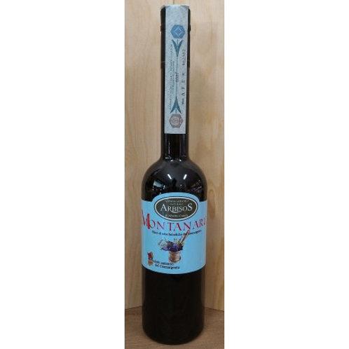 Amaro Montanaru - Arbisos