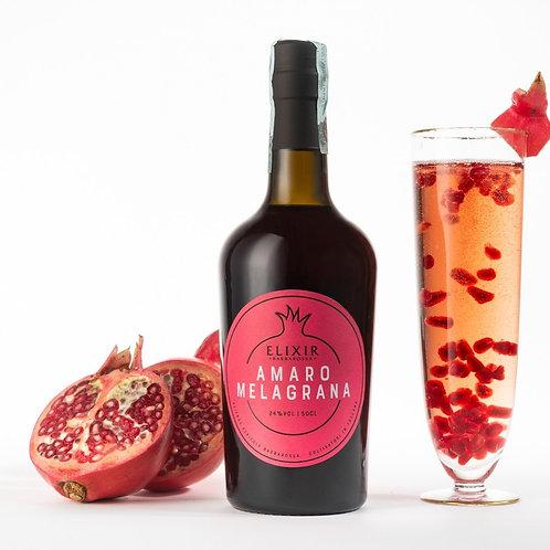 Amaro artigianale di Melagrana - Fattoria Barbarossa