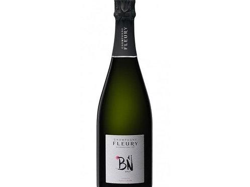 Champagne AOC Blanc de Noirs Brut - Fleury BIODINAMICO