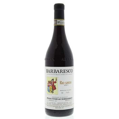 """Barbaresco DOCG Riserva """"Rio Sordo"""" 2014 - Produttori del Barbaresco"""