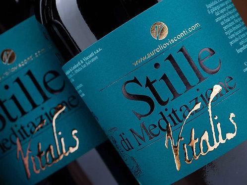Vitalis Stille di Meditazione - Lombardi & Visconti