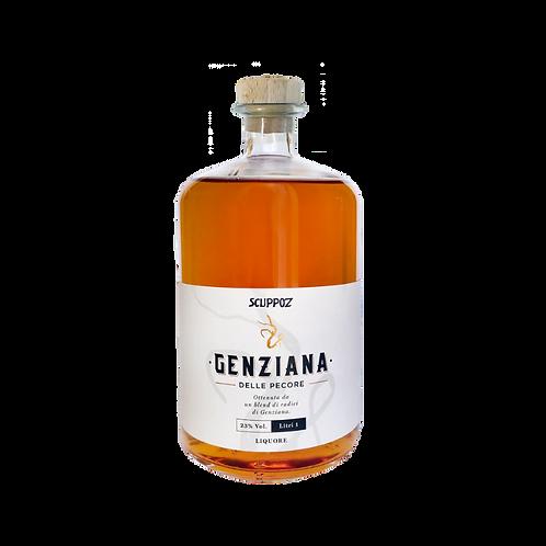 Amaro artigianale delle Pecore - Scuppoz (1 L)