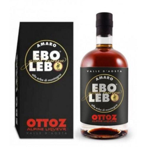 Amaro Ebo Lebo Gran Riserva astucciato - Ottoz Alpine Liqueur