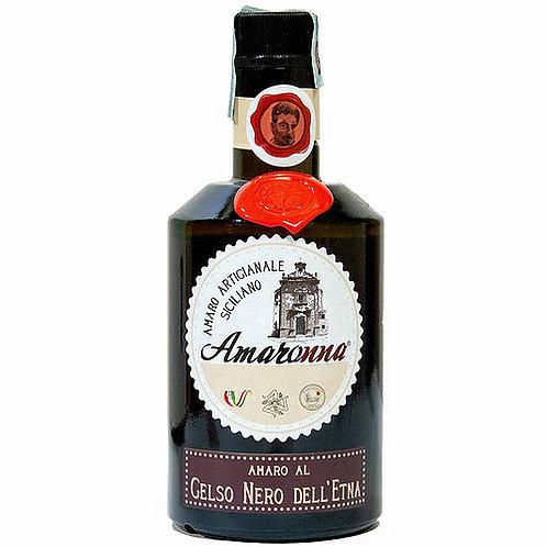 Amaro artigianale al Gelso Nero dell'Etna - Amaronna