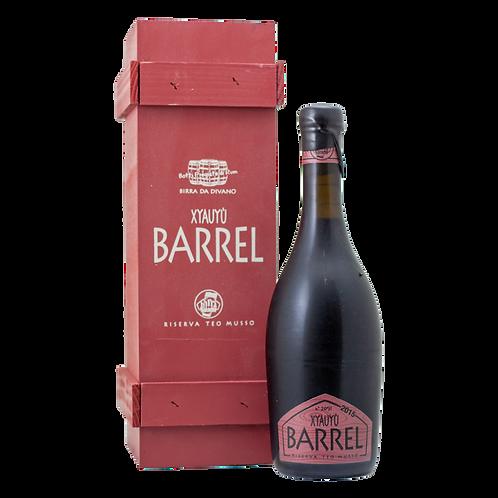 Birra macrossidata Xyauyù Barrel 2015 Bottiglia da 50 CL in cofanetto - Baladin