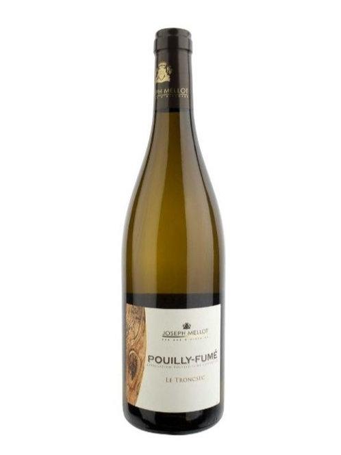 """Pouilly-Fumé AOC """"Le Troncsec"""" 2018 - Domaine Joseph Mellot"""