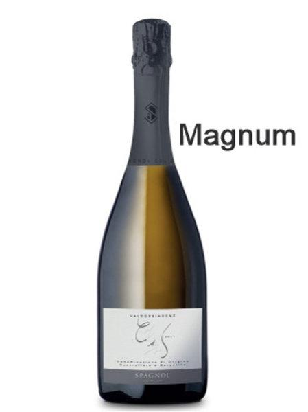 """Prosecco Conegliano Valdobbiadene DOCG Sup. Brut """"Col del Sas"""" Spagnol MAGNUM"""
