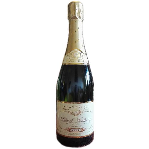 Champagne AOC Blanc de Noirs Brut Gran Cru - Patrick Soutiran