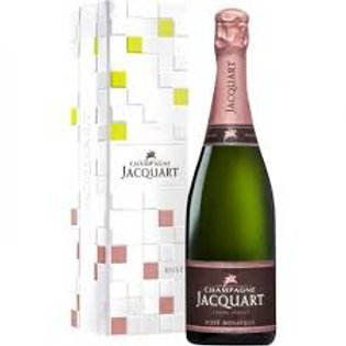 "Champagne AOC Rosé Brut ""Mosaïque"" -  Jacquart con astuccio"