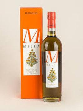 """Liquore alla Camomilla con grappa """"Milla"""" - Marolo"""
