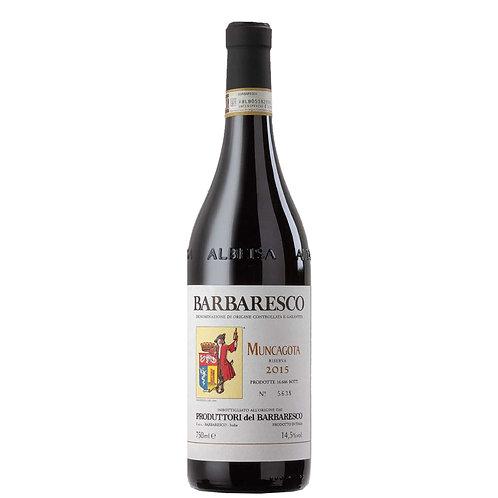 Barbaresco DOCG Riserva Cru Muncagota 2015 - Produttori del Barbaresco
