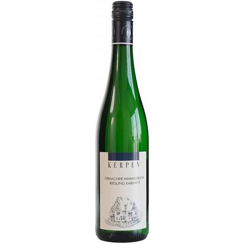 """Riesling Kabinett Trocken Mosel QmP """"Graacher Himmelreich"""" - Weingut Kerpen"""