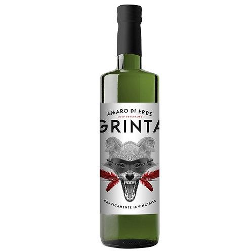 Amaro di Erbe Grinta  - Glep Beverages