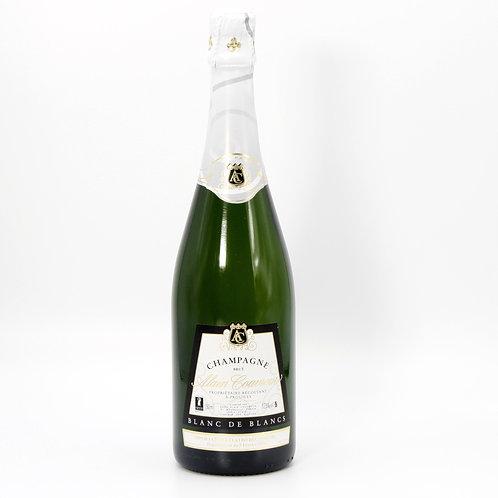 Champagne AOC Blanc de Blancs Brut - Alain Couvreur