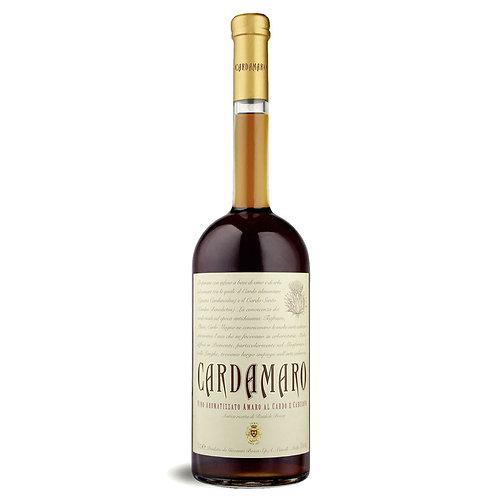 Cardamaro - Vino aromatizzato amaro al cardo e carciofo - Giovanni Bosca