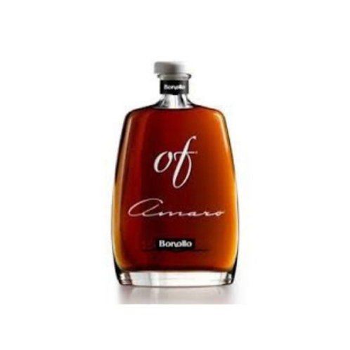 Amaro OF con Grappa di Amarone Barrique 50 ml - Bonollo