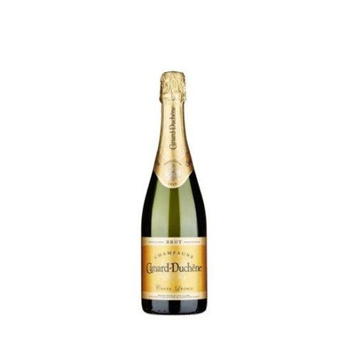 """OFFERTA Champagne AOC Brut """"Cuvée Leonie"""" - Canard Duchêne ml 375"""