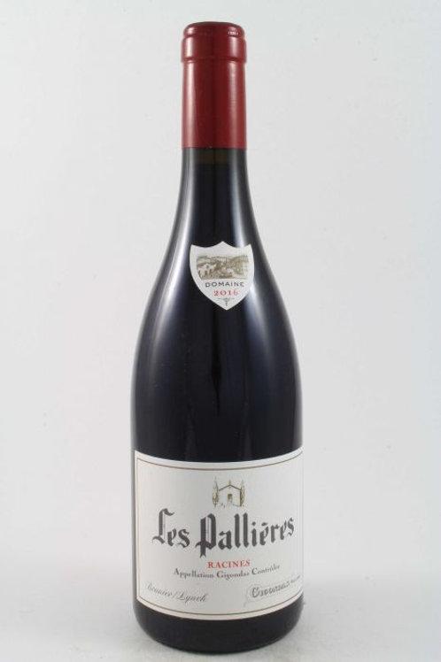"""Gigondas """"Racines"""" AOC 2016 - Domaine Les Pallières"""