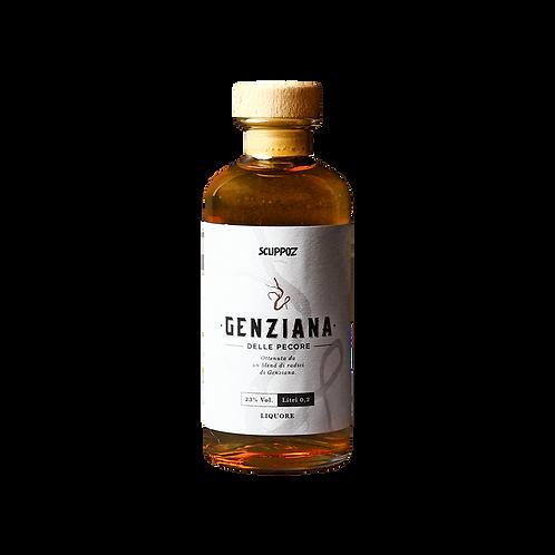 Genziana delle pecore 200 ml - Scuppoz