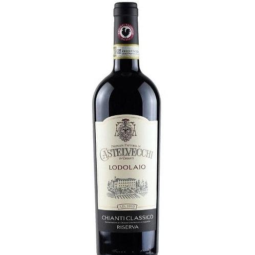 """Chianti Classico DOCG Riserva """"Lodolaio"""" 2015 - Fattoria di Castelvecchi"""