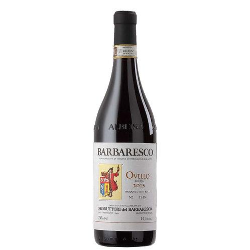 Barbaresco DOCG Riserva Cru Ovello 2015 - Produttori del Barbaresco