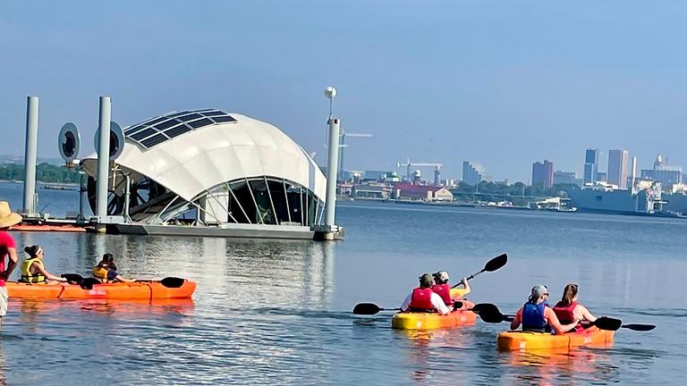 Saturday, Sept 25 Kayaking as part of Urban Wildlife Conservation Celebration