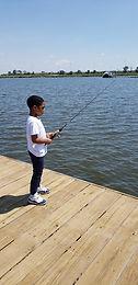 Fishing Event (BEESMART) 9:30am-11am