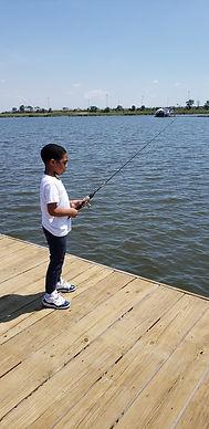 Fishing Event