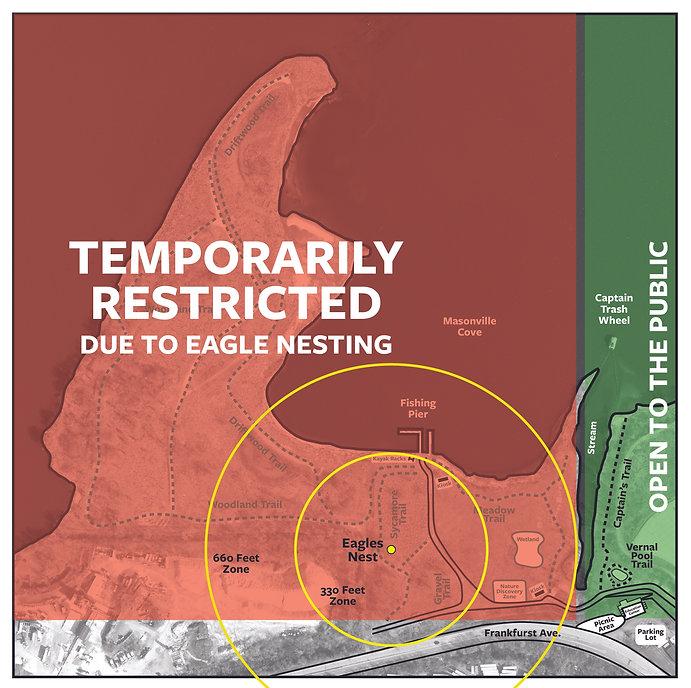 Masonville Trail Map 2020 Eagle Restrict