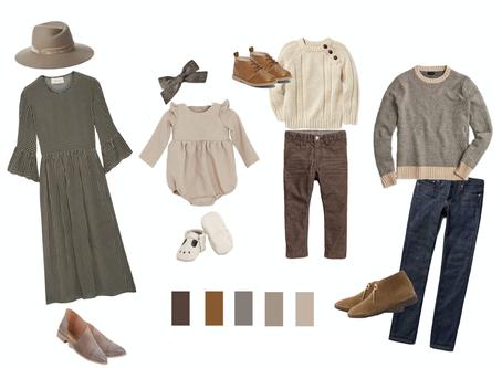 Ideid riidepuult / Outfit pointers