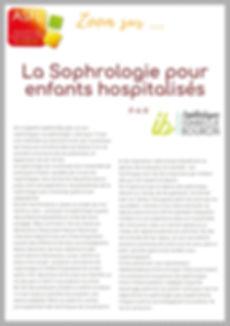 BOURGIN_ISABELLE_La_Sophrologie_pour_enfants hospitalisés