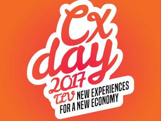 יום חווית הלקוח הבינלאומי  CXDay 2017 TLV תקצירי ההרצאות