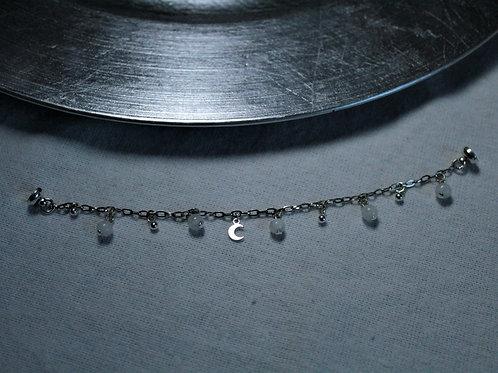 Lune argentée