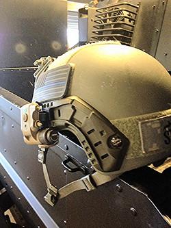 Ops-Core Helmet Mount