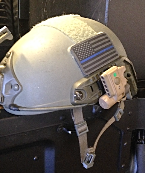 Fast Helmet Surefire Mount