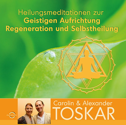 Heilungsmeditationen zur Regeneration, Selbsthilfe