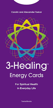 3-Healing® Energy cards (Engl)