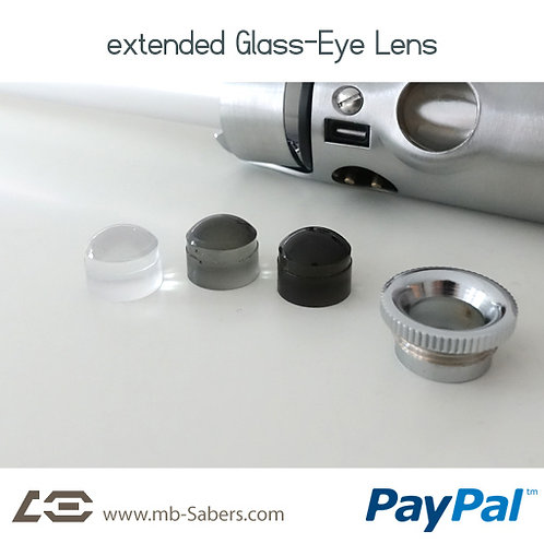 Extended Glass-Eye Lens