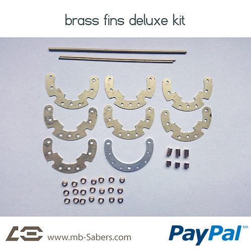 Fin Kit (brass or steel)