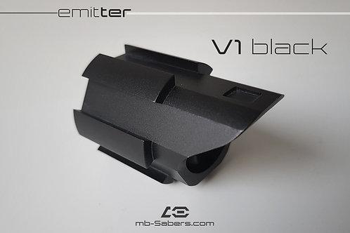 Emitter V1 black