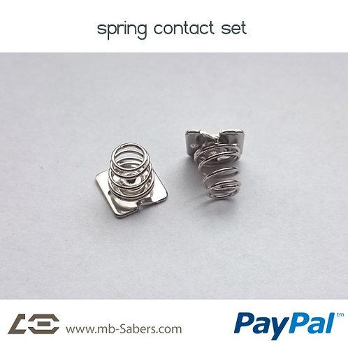 Spring Contact Set