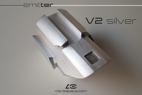 Emitter V2 silver