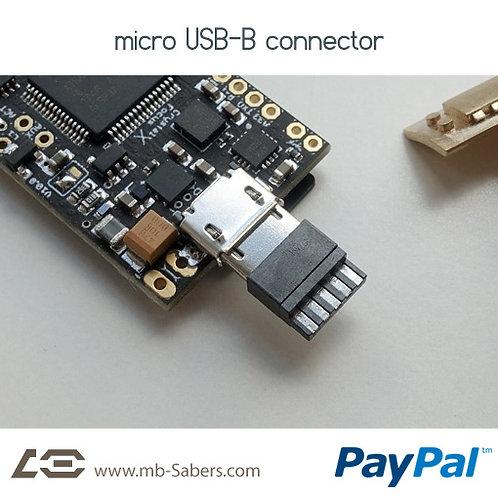 USB-B connector