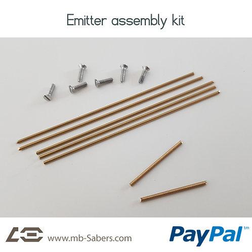 Emitter assembly kit