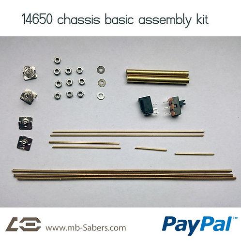 Basic Assembly Kit - 14650 or 18650