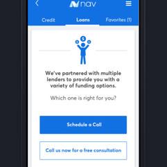 Nav App - iOS