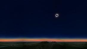 Stasera ci sarà l'eclissi più lunga del secolo: lasciate la fotocamera a casa e godetevi lo spet