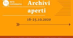 Rete Fotografia - VI edizione ARCHIVI APERTI