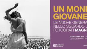 Le nuove generazioni raccontate dai fotografi Magnum in mostra a La Spezia
